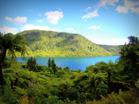 3. Nouvelle-Zélande : île du Nord