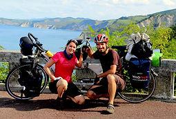 photos suisse espagne la roue des rêves voyage vélo