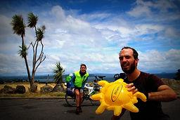 photos nouvelle-zélande la roue des rêves voyage vélo