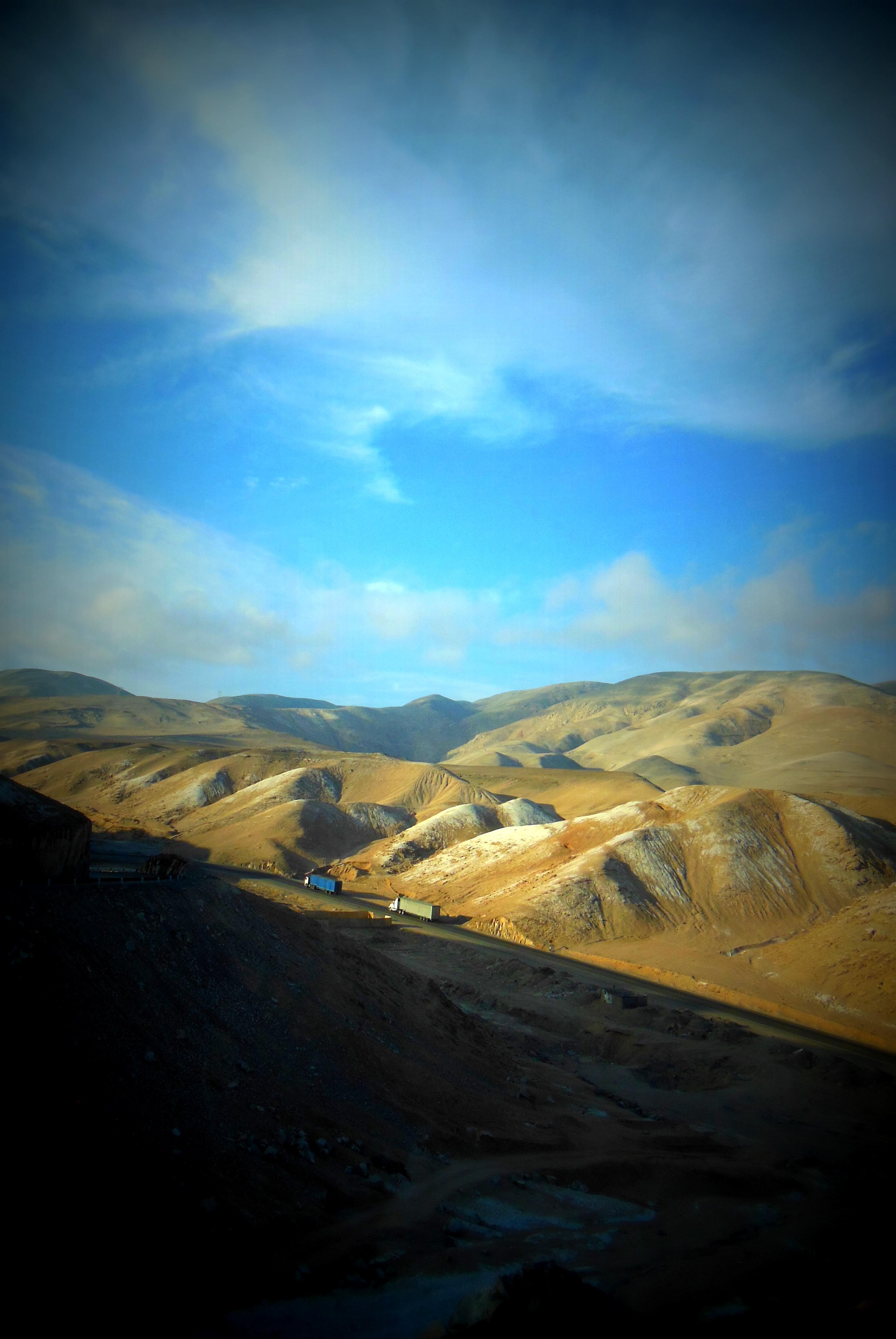 Vers Arequipa