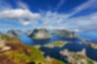 Fjords Norvège vélo