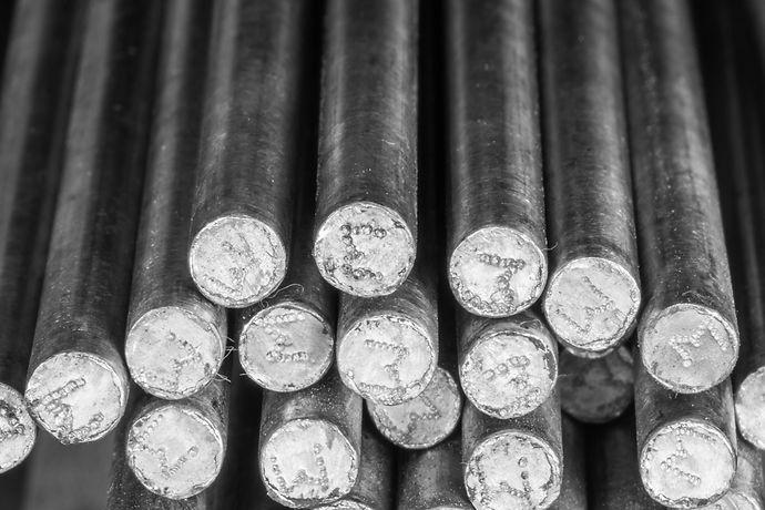 Stack Of Round Steel Bar..jpg