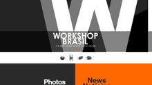 Novo site Workshop Brasil