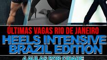 Últimos ingressos Rio de Janeiro