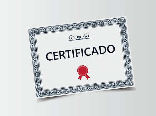 2ª via certificado