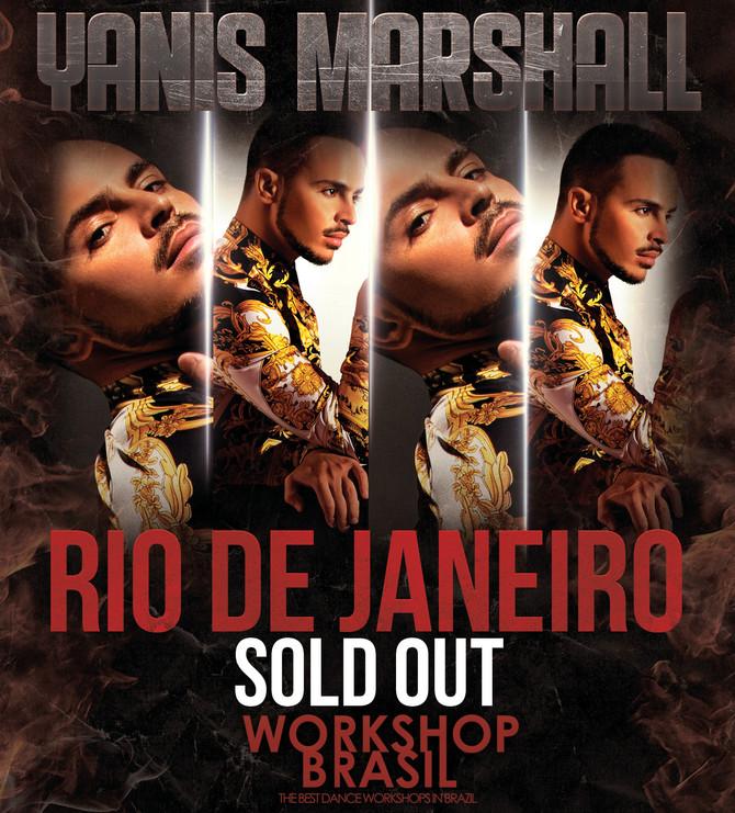 RIO DE JANEIRO SOLD OUT