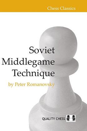 Soviet Middlegame Technique - Peter Romanovsky