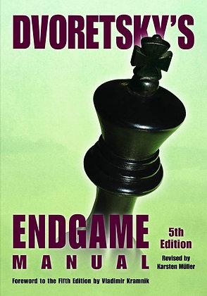 Dvoretsky's Endgame Manual, 5th edition - Mark Dvoretsky