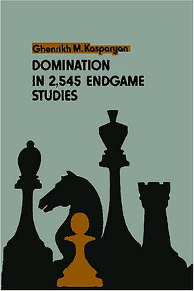 Domination in 2.545 endgame studies