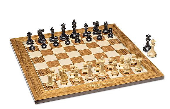 Conjunto de xadrez Judit Polgar - Deluxe!
