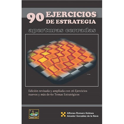 90 ejercicios de estrategia - Aperturas cerradas