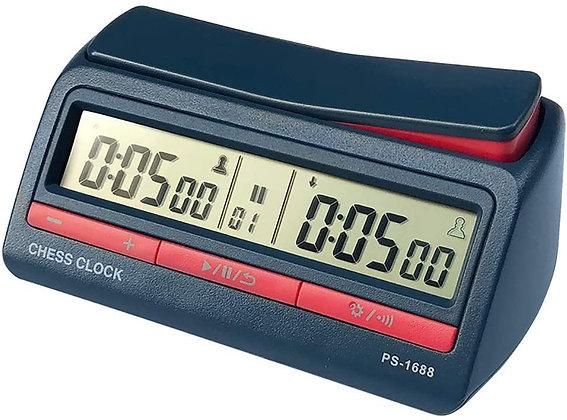 Relógio digital de xadrez profissional - PS-1688