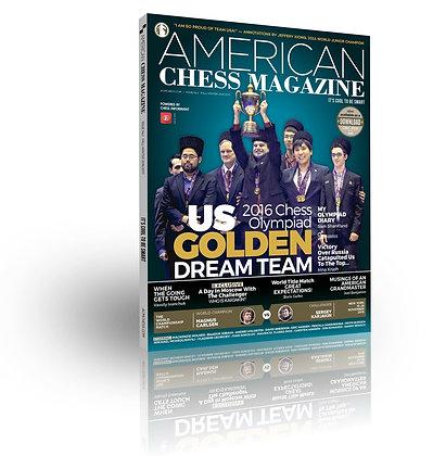 American Chess Magazine - Nr. 1