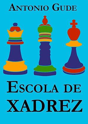 Escola de xadrez - Antonio Gude