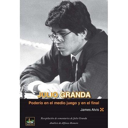 Julio Granda: Poderio en el medio juego y en final