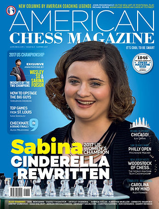 American Chess Magazine - Nr. 3
