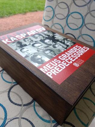 Box Meus Grandes Predecessores - 5 Livros