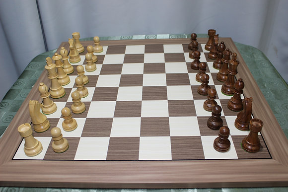 Conjunto de xadrez - DGT Timeless + tabuleiro Walnut
