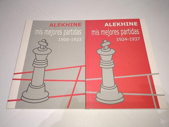 Coleção Alekhine - Mis mejores partidas 1 e 2
