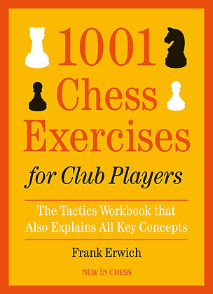 1001 chess exercices for club players