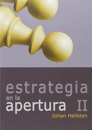 Estrategia en la apertura, Vol. 2
