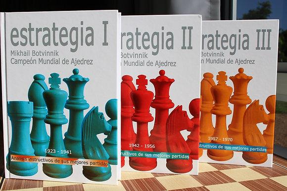 Coleção Melhores partidas do Botvinnik (Capa dura)