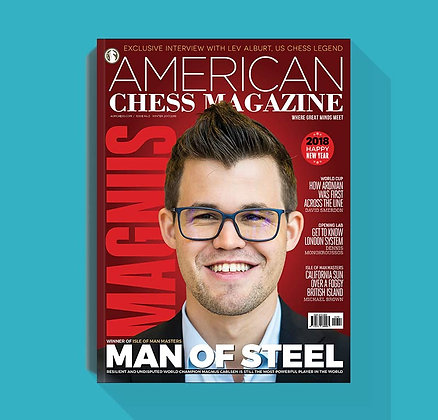 American Chess Magazine - Nr.5