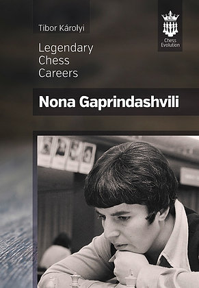 Legendary chess careers: Nona Gaprindashvili