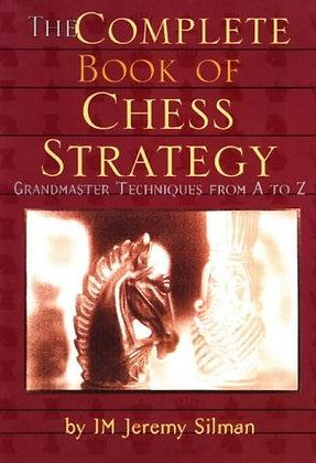 The Complete Book of Chess Strategy