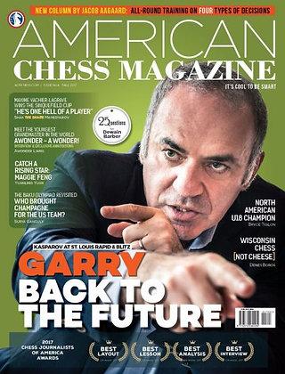 American Chess Magazine - Nr. 4