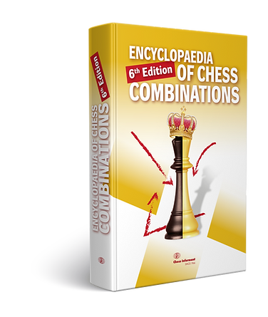 ECC - Enciclopdia of chess combinations,