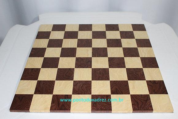 Tabuleiro de madeira - sem borda, 5,5 cm