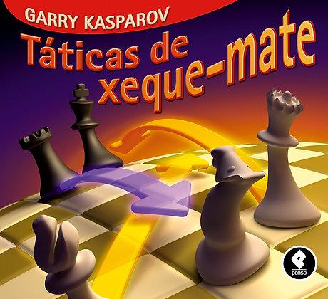 Táticas de Xeque-Mate - Garry Kasparov