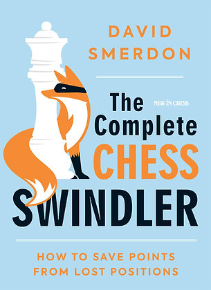 The Complete Chess Swindler: How to Save Points from Lost Positions