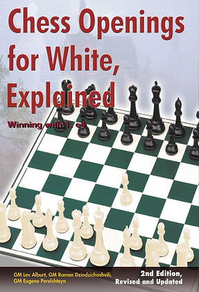 Chess Openings for White, Explained -Winning with 1.e4