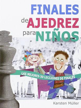 Finales de ajedrez para ninos