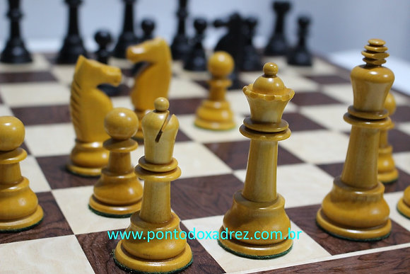 Jogo de xadrez - Dirk Dagobert Van Riemsdijk