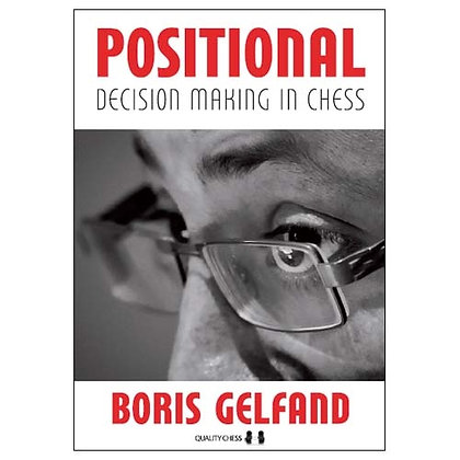 Positional decision making in chess - Gelfand