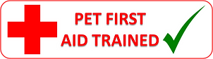 First Aid Trained Dog Walker Farnborouh