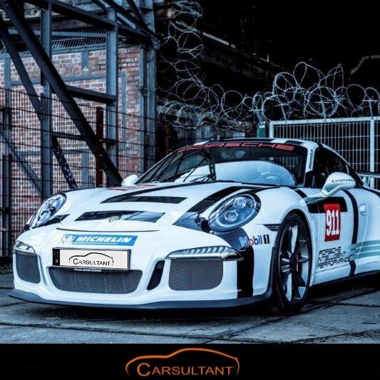SOLD - PORSCHE 911 GT3 991.1