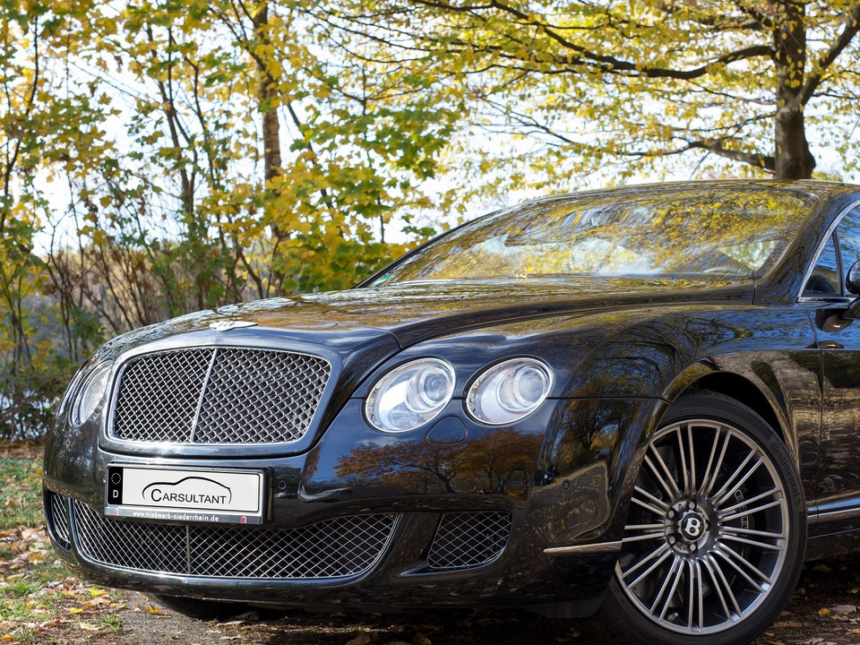 SOLD - BENTLEY CONTINENTAL GT SPEED