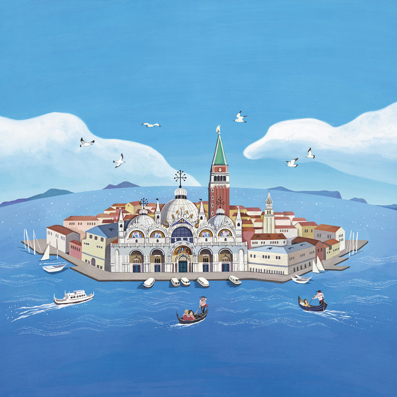 [Kim-su-yeon]First-impression-of-Venice.