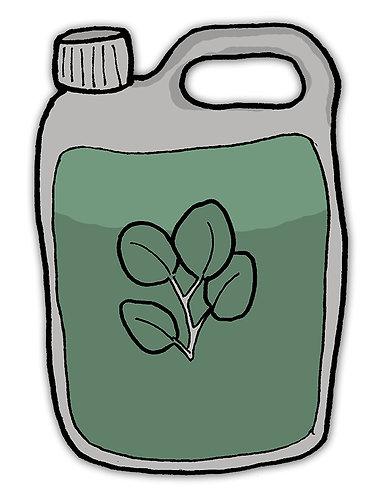 Gurt bottle
