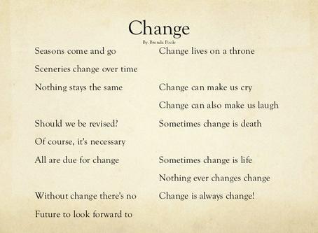 February Poem Challenge