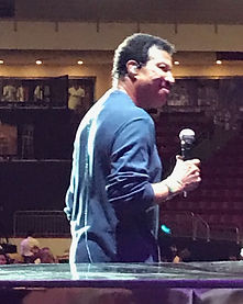 Lionel Richie with Boston Pops September