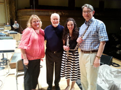 John Williams and BPEO oboes