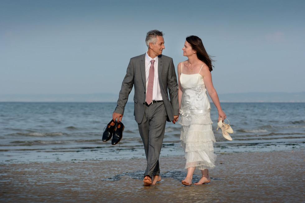 Mariage Luc sur mer