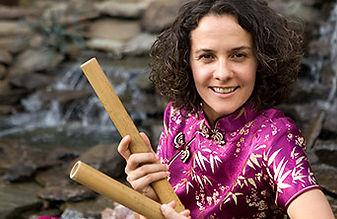 Nathalie Cecilia, Creator of Bamboo-Fusion Massage
