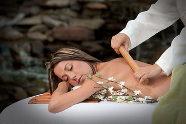 Bamboo-Fusion Massage