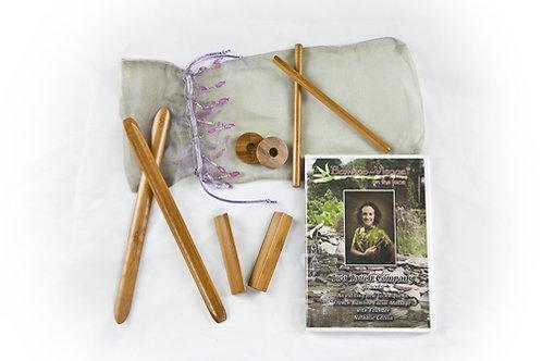 Bamboo Facial Set with DVD